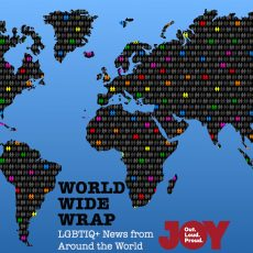 World Wide Wrap: LGBTIQ+ news for the week ending 30 May 2017