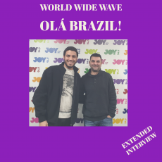World Wide Wave hears from Brazil