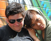 Jade Gulliver and David Lim