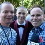 With 2012 X Factor contestant, Nathaniel
