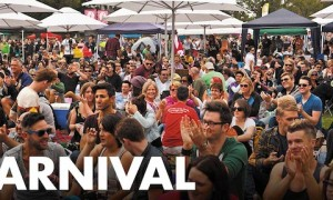 JOY live from Midsumma Carnival