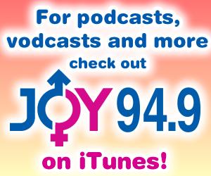 JOY on iTunes