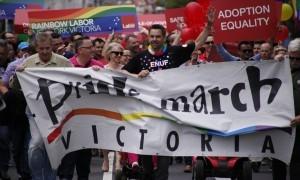 Pride March 2015