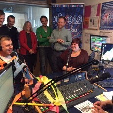 JOY 94.9 farewells General Manager Conrad Browne