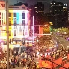 Mics, Cameras, ACTION! 2016 Mardi Gras and JOY