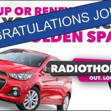 Get OUT, LOUD and PROUD with JOY this Radiothon
