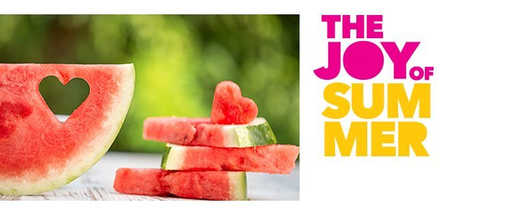 WIN with The JOY of Summer