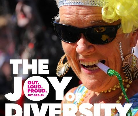 Set your weekend to JOY | Specialist shows added for Mardi Gras weekend