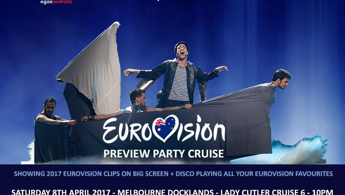 EUROVISION PREVIEW PARTY – MELBOURNE