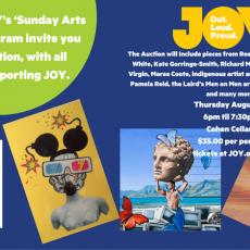 Art Auction – Support JOY