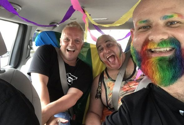 Melbourne car share GoGet celebrates the YES vote with JOY 94.9