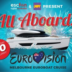 Euro Vision Boat Party