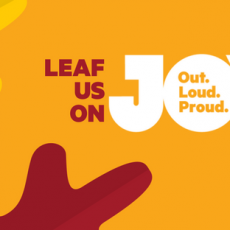 Leaf Us On – 25 Years Proud