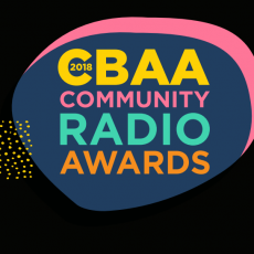 """CBAA award 2018 """"Excellence in Music Presenting"""" winner is JOY presenter Jason Heath for his show LOCAL ROOTS"""