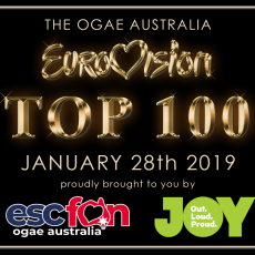 OGAE Australia – Eurovision Top 100 live on JOY 94.9