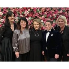 """Chicks Talking Footy receive GLOBE Community Award 2019 for """"Media Excellence"""""""