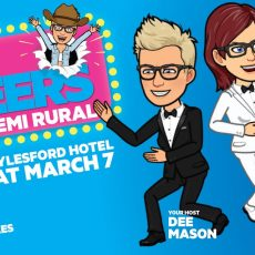 Pop Queers Live @ Chill Out Festival 7 March 12noon $40 includes lunch