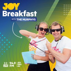 JOY 94.9 launches JOY Breakfast with The Murphys