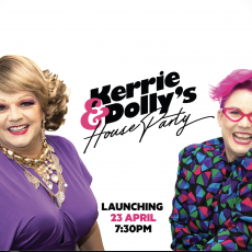 """""""Kerrie and Dolly's House Party"""" launching on JOY TV!"""