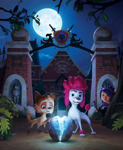 """JOY's very own Jessica Window featured in the Australian animated film """"100% Wolf"""""""