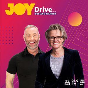 Dee Mason announced as the new co-host of JOY Drive