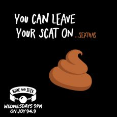 """44. SEXTRAS """"You Can Leave Your Scat On"""" – Scat Play"""