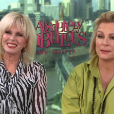Ab Fab interview
