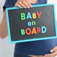 Baby On Board (Mum to be On Air)