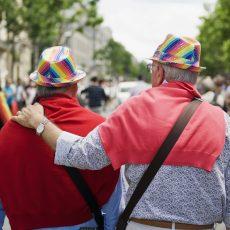 Growing old is mandatory, Growing up is optional: LGBTIQ Seniors in Film