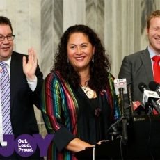 Extended Interview : NZ MP Louisa Wall