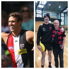 Michael Hartley talks Pride, Tom Hickey talks Maddie's Match