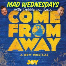Real life tales turn musical smash hit – Brian & Janice – Come From Away
