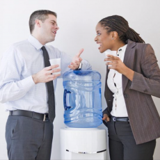 Lockdown Podcast Special: The Watercooler Chronicles