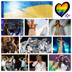 Flying the Blue and Yellow (and Orange): Ukraine at Eurovision