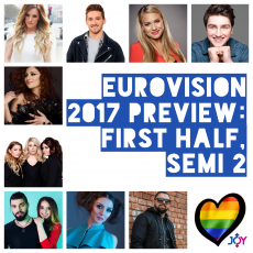 Dance, Yodel & Run Wherever You Are: Eurovision 2017 Preview – First Half of Semi 2