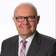 Ken Lay, Chair of Ambulance Victoria.