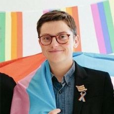 Sam Elkin, LGBTIQ outreach lawyer