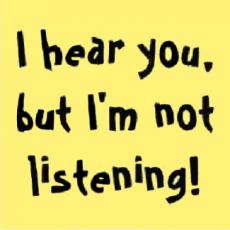 Hear and Listen